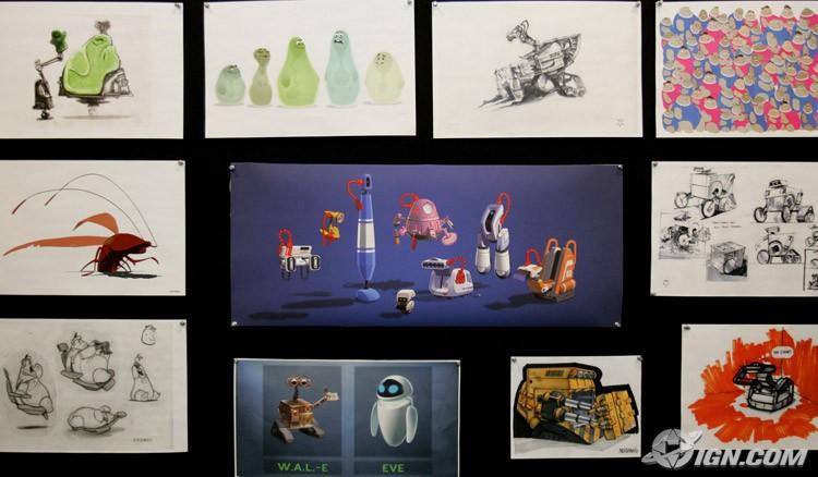 Pixar 的哲学观——在世界上最棒的动画公司工作是怎样的情形  - Marsnow - snowImage